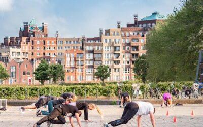 Lelystad 'host city' Nationale Sportweek 2021